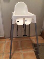 IKEA Antilop Kinderhochstuhl - Weiss Top Zustand Hochstuhl