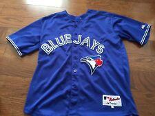 Ryan Goins Toronto Blue Jays MLB Jersey Authentic Adult -Majestic Size 44