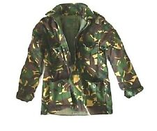 BOYS 5-6 years CAMO PADDED SOLDIER JACKET Military combat coat army green DPM