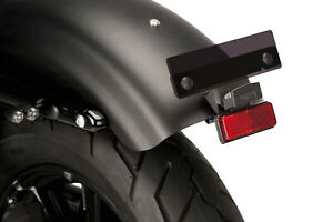 PUIG SUPPORT PLAQUE D' IMMATRICULATION HARLEY DAVIDSON SPORTSTER 883 IRON 13-19