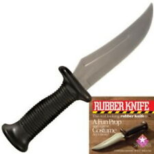 Fake Rubber Knife - Looks Real, Costume Accessory, Halloween