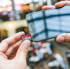 SanDisk Ultra 400 GB microSDXC MEMORY CARD + ADATTATORE SD-Consegna gratuita