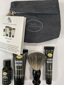 The Art Of Shaving Travel Kit. Unscented