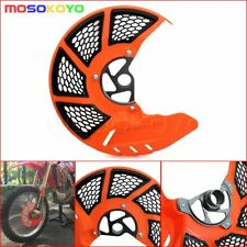 Front Brake Disc Rotor Guard Cover Protection For KTM 125-530 EXC/EXC-F 2003-15