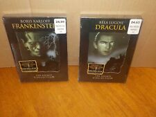 2 Universal Monsters The Legacy Collection DRACULA & FRANKENSTEIN DVDs Sealed