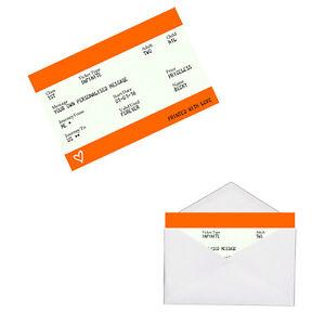 Personalised Train Ticket Keepsake Sentimental Wallet Purse Metal Card Gift Love