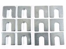 """Toyota Body Alignment Shims- 1/16"""" & 1/8"""" Thick- Qty. 6 each- #020"""