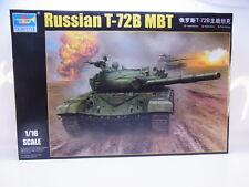 Interhobby 44930 Trumpeter 00924 Russian T-72B MBT 1:16 Bausatz NEU in OVP