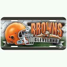 8cd09f57 Cleveland Browns NFL License Plates for sale | eBay