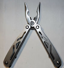 Handheld MultiTool Craftsman Travel Outdoor Repair Knife Pliers All in One Set