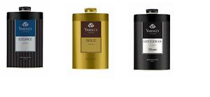 YARDLEY LONDON Talcum Talc Powder for Men, Gentleman Classic, Elegance, Gold vfs