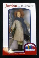 In-Box Jordan the Journalist Collectors Edt Series 1 Everyday People #07004 Doll