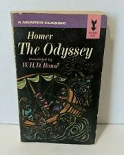 the odyssey homer paperback