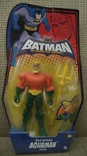 BATMAN BRAVE AND THE BOLD SEA SPEAR AQUAMAN FIGURE P3280 2008 NEW