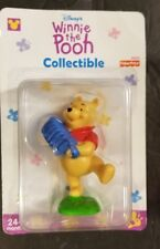 2000 Fisher Price Winnie the Pooh collectible figure -- Winnie the Pooh