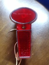 NOS Sigma Vintage Classic Bicycle Rear Tail Light Reflector Cruiser