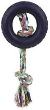 Rubberized Pet Chew Rope And Tire