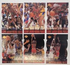1998 Upper Deck MJx Timepieces Red #71 Michael Jordan /2300 - NM-MT+