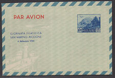 *San Marino Air Mail Postal Stationery LF# 4, Unused