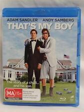 Blu-ray - That's My Boy