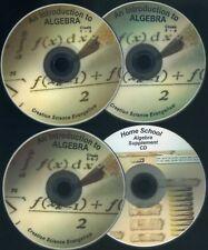 Kent Hovind - Algebra Home School Series Dvd Set