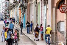 "Neil Reichline Photo, ""Street Life"" Havana, Cuba"