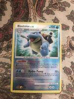 💎Blastoise💎 Pokemon Card 2/132 🌟Holo Rare🌟