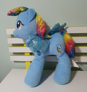RAINBOW DASH MY LITTLE PONY PLUSH TOY CHARACTER TOY HASBRO 2017 46CM
