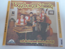 KAPELLE BÖSCH-BÜCHEL : Toggeburger Stimmig  > NM (CD)