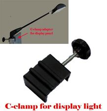 C Clamp Adapter Converter For Pop Up Tension Booth Display Light Ledhalogen Dx