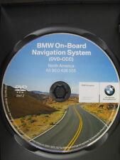 2004 05 06  07 2008 BMW  3  5  6  X M Series Navigation DVD CCC Ver 2007.2 OEM