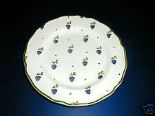 """Johnson Bros/Brothers Blue BERRIES 7"""" Bread Butter Plate/s (loc-8E)"""