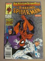 Amazing Spider-Man #321 Marvel 1963 Series Todd McFarlane Newsstand 9.2 NM-