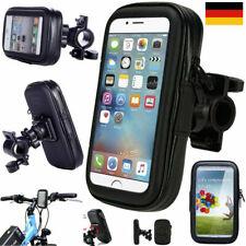 Motorrad Halter Fahrrad 360° Halterung Smartphone Handy E-Bike Tasche Universal