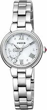 CITIZEN wicca Hello Kitty Collaboration Model KP2-116-11 Women's Watch New