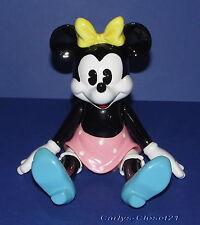 WALT DISNEY * Rare Minnie Mouse Porcelain Musical Figurine * Schmid *