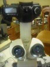 Nikon SMZ-2T Microscope camera kit W 42mm to Canon EOS Apophot Opti labo Alpha