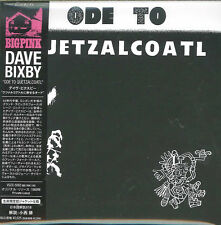 DAVE BIXBY-ODE TO QUETZALCOATL-JAPAN MINI LP CD F56