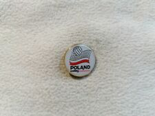 2020 Tokyo - Polish Volleytball Federation pin model-5