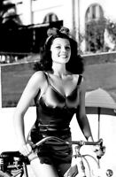 WW2 WWII Photo Hollywood Actress Rita Hayworth 1939 Starlet World War Two / 8093