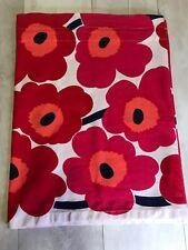 Marimekko Red Unikko Curtain