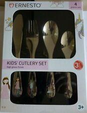 Ernesto Kids' Cutlery Set - High Gloss Finish