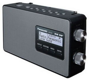 Panasonic Portable Digital Radio - RF-D10GN-K
