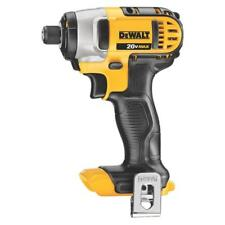 New DeWalt DCF885 20-Volt Max Lithium-Ion 1/4 in. Cordless Impact Driver (Bare)