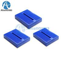 Mini Solderless Prototype Breadboard 170 Tie-points Blue for Arduino Shield