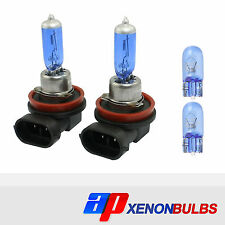 White Xenon Headlight Bulbs H11 100w Fits Lexus CT 200h
