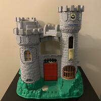 Vintage Fisher Price Great Adventures Medieval Castle & Knights Set #7110 (1994)
