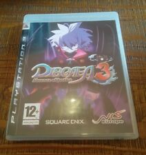 Disgaea 3 : Absence of Justice pour PlayStation 3 PS3 Complet