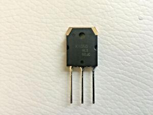 10 Pieces HITACHI 2SK1058 N-FET / 160V / 7A / 100W