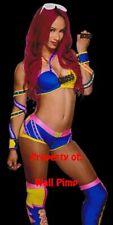 SASHA BANKS WWE WCW WWF DIVAS Poster Print 24x36 WALL Photo 2